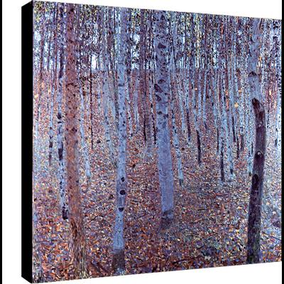 Haut Bois par Gustav Klimt 70 cm x 70 cm