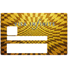 Gold Infinite, Sticker pour carte bancaire type ELECTRON
