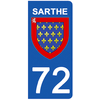 72-blason-sticker-plaque-immatriculation-the-little-sticker-fabricant-sarthe