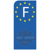 FRANCE-sticker-pour-plaque-immatriculation-moto-PAYS