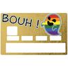 Sticker pour carte bancaire, GAYSPER
