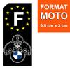 F-BMW-MOTORAD-NOIR-sticker-plaque-immatriculation-moto-DROIT