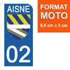 02-AISNE-sticker-plaque-immatriculation-moto-DROIT