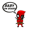 GB-STICKER_bébé-a-bord-deadpool-sabre-grognon-the-little-boutique