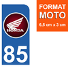 85-HONDA-sticker-plaque-immatriculation-moto-DROIT