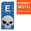 skull-ESPANA-euroband-sticker-plaque-immatriculation-moto