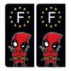 DEADPOOL-FRANCE-NOIR-the-little-boutique-sticker-plaque-immatriculation