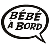 BEBE_A BORD_ THE_LITTLE_BOUTIQUE