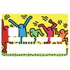 Sticker pour carte bancaire, Rave Party