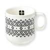 Mug-en-porcelaine-Fleurs-géométriques-noires-Mr-and-Mrs-Clynk