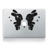 Sticker pour MacBook ou Ipad, LAPIN