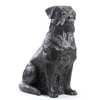Sculpture le Rottweiler Dog de Ottmar Horl, H. 89 cm