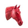 Sculpture en resine , la Tête de cheval de Ottmar Horl
