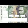 Sticker pour carte bancaire, 1000 pesetas en Espagne