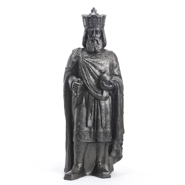 Statuette-CHARLEMAGNE-bronze-Ottmar- Hörl-the-little-boutique