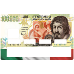 Sticker-cb-italie-100000-LIRES-the-little-sticker