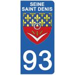 93-blason-sticker-plaque-immatriculation-the-little-sticker-fabricant-seine-saint-denis