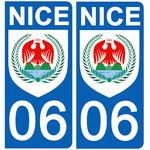 06-NICE-FLAT-BLASON-sticker-plaque-immatriculation-the-little-boutique-fabricant- haute alpes
