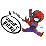 STICKER_BEBE_A_BORD_spiderman_THE_LITTLE_STICKER_2