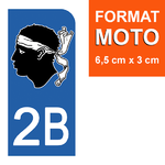 2B-CORSE-sticker-plaque-immatriculation-moto-DROIT