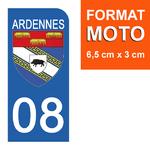 08-ARDENNES-sticker-plaque-immatriculation-moto-DROIT