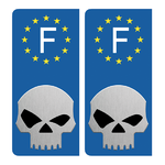 SKULL-FRANCE-the-little-boutique-sticker-plaque-immatriculation