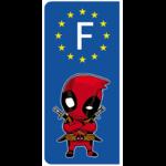 DEADPOOL-EUROBAND_sticker-plaque-immatriculation-the-little-sticker-fabricant- dgedenice