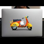 VESPA_ORANGE_sticker-macbook-thelittleboutique-2
