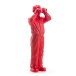 Statuette-Worldview-Model III-Rouge-2008-Ottmar- Hörl-the-little-boutique