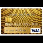 sticker-carte-bancaire-VISA-INFINITE-the-little-boutique