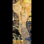 KLI03-73-Gustav-Klimt-Wasserschlangen-freundinnen-Hydre-amis-THE_LITTLE_BOUTIQUE_NICE