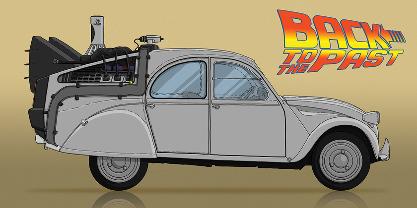 impression-sur-toile-2cv-back-to-the-past