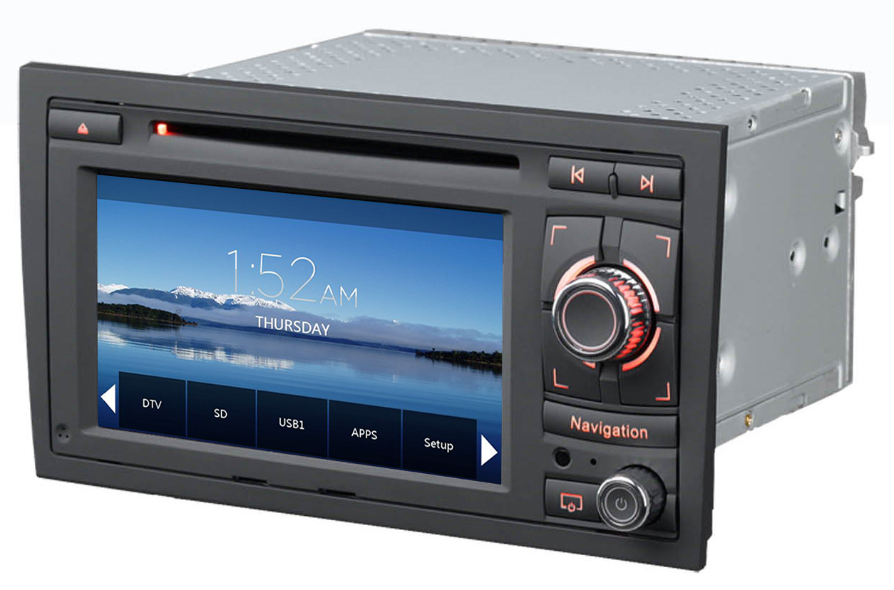 autoradio audi a4 autoradios dvd gps tv tnt bluetooth audi a4 autoradios gps. Black Bedroom Furniture Sets. Home Design Ideas