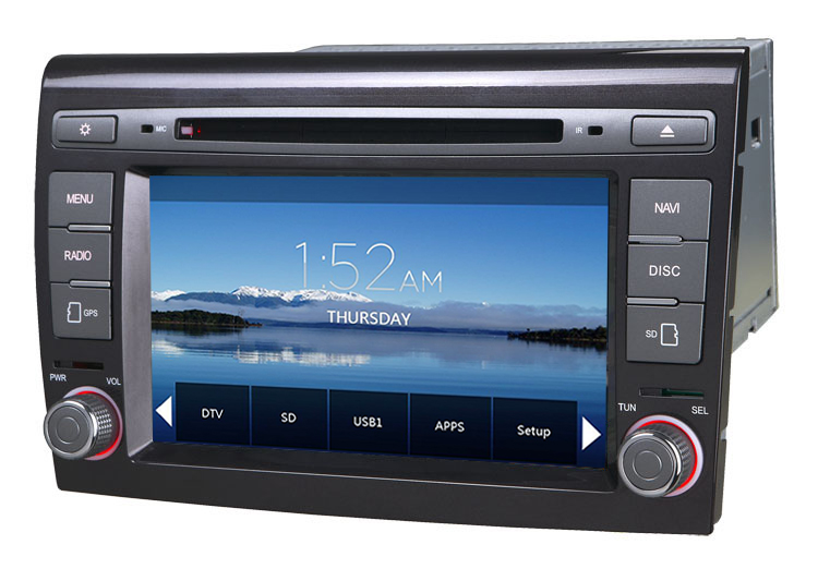autoradio gps fiat bravo depuis 2007 bluetooth int gr navigation gps sygic autoradios gps. Black Bedroom Furniture Sets. Home Design Ideas