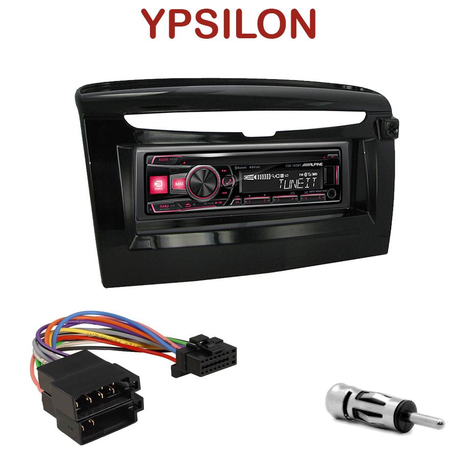 Autoradio 1 din lancia ypsilon poste cd usb mp3 - Autoradio lancia ypsilon porta usb ...