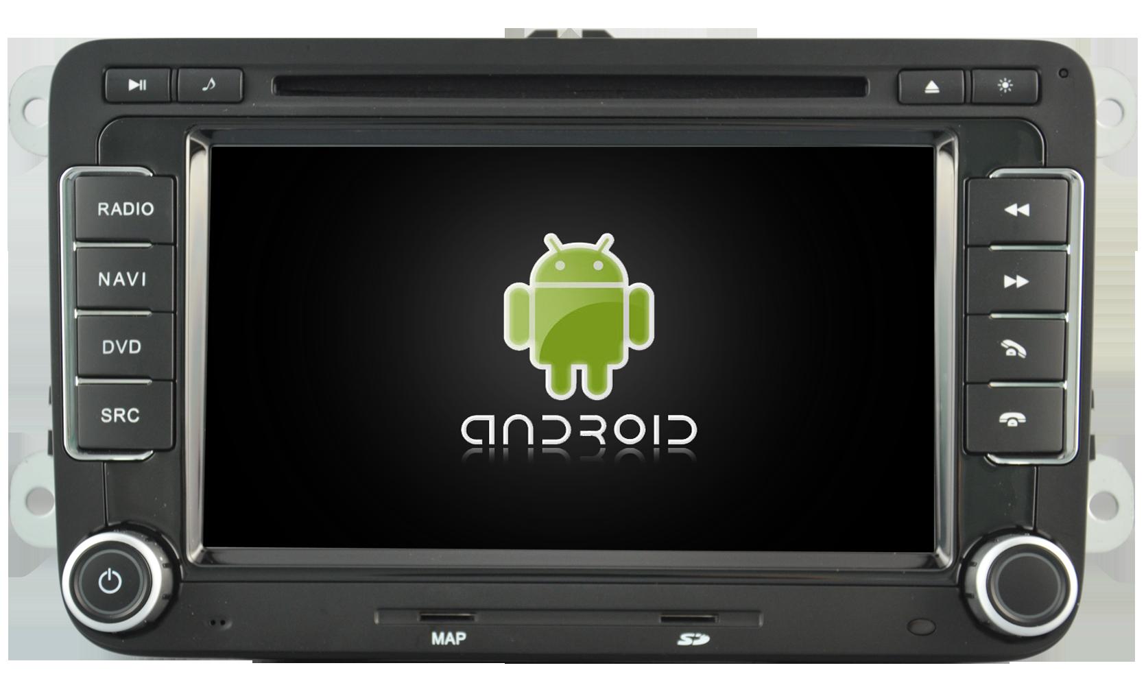 poste gps volkswagen autoradio android seat mains libres usb dvd autoradios. Black Bedroom Furniture Sets. Home Design Ideas