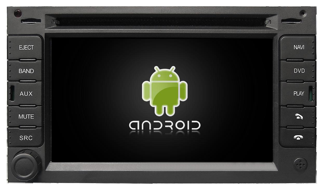 poste gps peugeot 207 307 autoradio android mains libres usb dvd autoradios. Black Bedroom Furniture Sets. Home Design Ideas