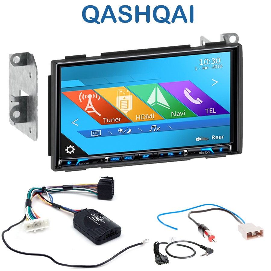 autoradio gps nissan qashqai dvd cran tactile autoradios. Black Bedroom Furniture Sets. Home Design Ideas