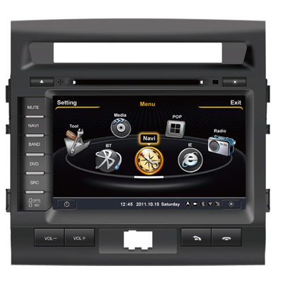 autoradio gps toyota land cruiser 200 de 2007 2013 autoradios. Black Bedroom Furniture Sets. Home Design Ideas