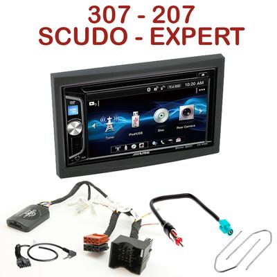 2DIN-FiatScudo-307-207-expert