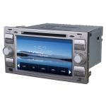 Autoradio GPS Ford Kuga, C-max, Mondeo, S-Max, Focus, Fiesta & Transit - façade grise