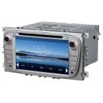 Autoradio GPS Ford Focus, Mondeo, S-Max & Galaxy - façade grise