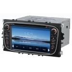 Autoradio GPS Ford Focus, Mondeo, S-Max & Galaxy - façade noire