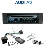 Autoradio Clarion Audi A3 (8P) et (8PA) - CZ215E, FZ502E ou CZ315E au choix