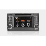 Autoradio GPS DVD Mercedes ZE-NC4612D