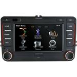Autoradio GPS VW Volkswagen Eos, Polo, Passat CC, Golf 5, Golf 6, Scirocco, Coccinelle, Jetta, Tiguan, Touran & Amarok ZE-NC2014M