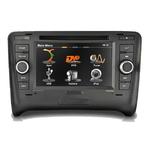 Autoradio DVD GPS Audi TT  ZE-NC3152