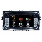 Autoradio GPS DVD Ford Mondeo, Focus, S-Max & Galaxy ZE-NC3811D