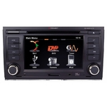 Autoradio GPS DVD Audi A4 ZE-NC3141D