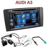 Autoradio 2-DIN Alpine Audi A3 de 2003 à 2012 - CDE-W296BT, IVE-W560BT, IVE-W585BT OU ICS-X8 AU CHOIX